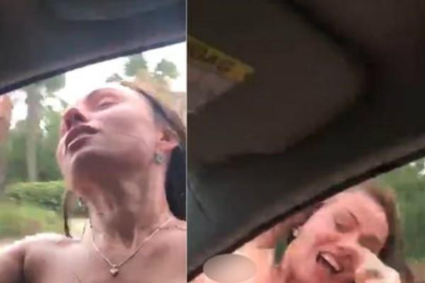 Συνελήφθη η φίλη της Ρωσίδας που σκοτώθηκε ενώ κρεμόταν τόπλες από αμάξι!