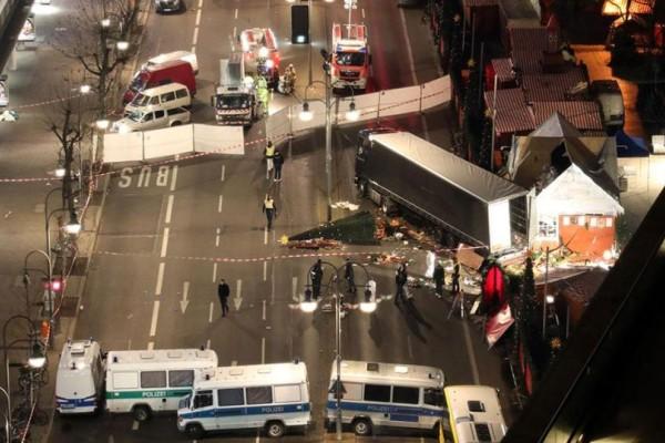 Καταπέλτης το πόρισμα για την επίθεση στο Βερολίνο: Είχαν συλλάβει τον τρομοκράτη και τον άφησαν!