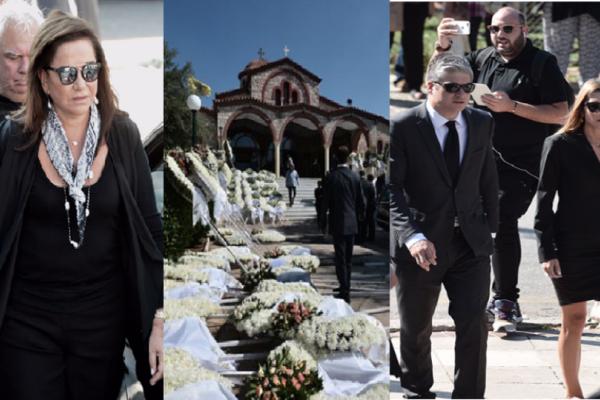 Κηδεία Μιχάλη Ζαφειρόπουλου: Ποιοι επώνυμοι έδωσαν το παρόν; Όλος ο δικηγορικός και πολιτικός κόσμος εκεί!