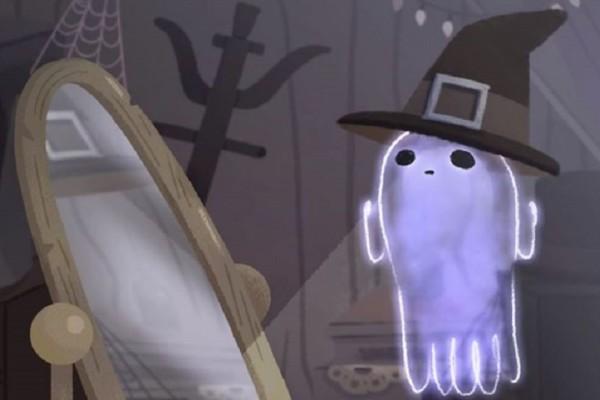 Η Google γιορτάζει το Halloween με ένα χαριτωμένο φαντασματάκι!