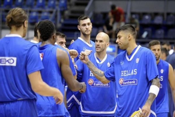 Με παίκτες της Euroleague η αποστολή της Εθνικής Ελλάδος!