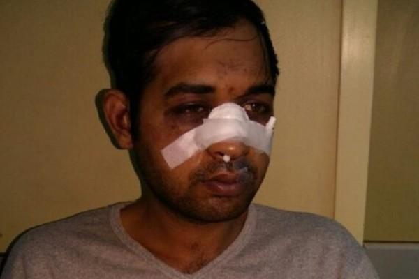 Πατήσια: Ακόμη μια δολοφονική επίθεση σε βάρος μετανάστη στα Πατήσια (Photo)