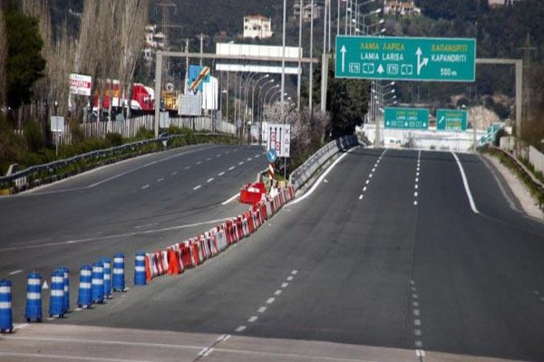 Τραγωδία στην Εθνική Οδό: Φορτηγό σκότωσε πεζό!