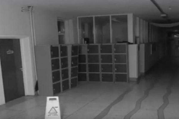 Το περίεργο βίντεο με τα ανεξήγητα φαινόμενα που συμβαίνουν σε σχολείο! - Μήπως υπάρχουν... φαντάσματα;