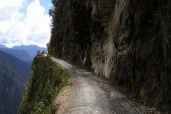 Ένα βίντεο που κόβει την ανάσα: Ο ελληνικός δρόμος που βρίσκεται στους πιο επικίνδυνους του κόσμου!