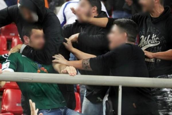 Γ. Καραϊσκάκης: Ταυτοποιήθηκαν τρεις για τον ξυλοδαρμό του οπαδού του Παναθηναϊκού!