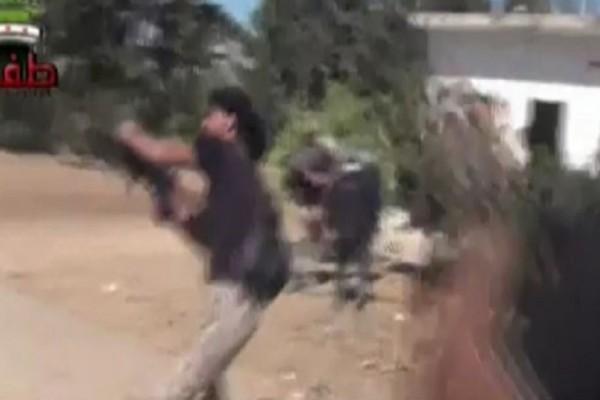 Βίντεο - ντοκουμέντο από τη δράση του τζιχαντιστή της Αλεξανδρούπολης