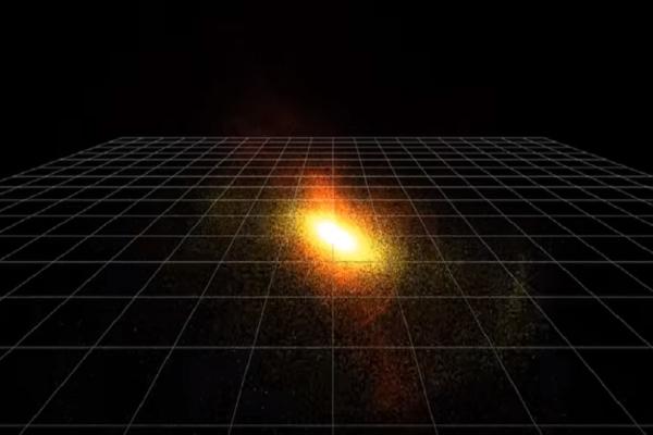 Νέα συγκλονιστικά ευρήματα: Ελληνίδα ερευνήτρια ανακάλυψε 8 σπάνιους γαλαξίες με σχήμα... πούρου! (Video)