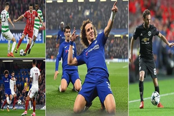 Champions League: Χαμός από γκολ και ανατροπές!