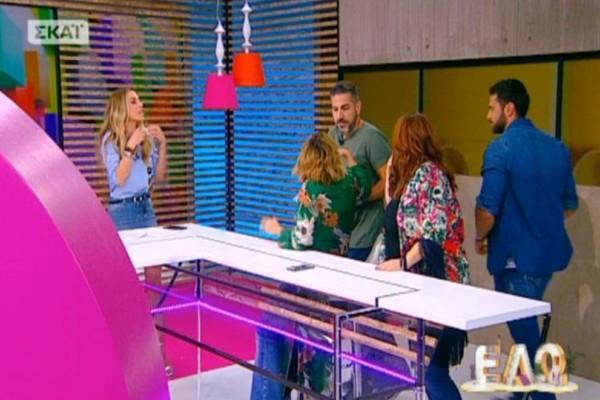 """""""ΕΔΩ"""": Τι νούμερα τηλεθέασης σημείωσε η νέα εκπομπή της Ντορέττας Παπαδημητρίου με τον Κωνσταντίνο Βασάλο;"""