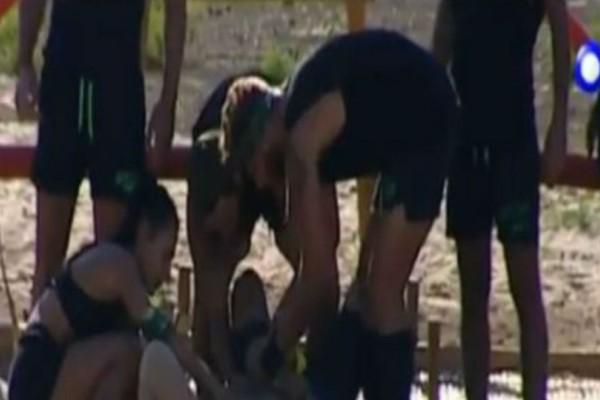 Survival Secret: Το πιο σκληρό αγώνισμα! Καταρρεύουν σωρηδόν ο ένας μετά τον άλλον! (video)