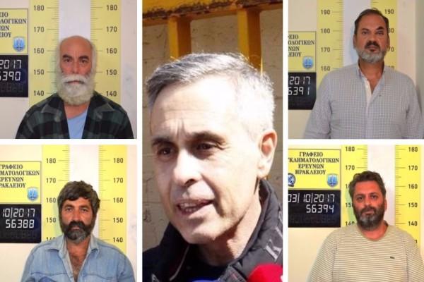Υπόθεση Λεμπιδάκη: Αυτά είναι τα ονόματα και οι φωτογραφίες των απαγωγέων!