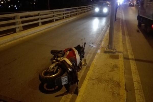 Απίστευτο τροχαίο στην Κρήτη με μηχανές: Ακρωτηριάστηκε μια κοπέλα