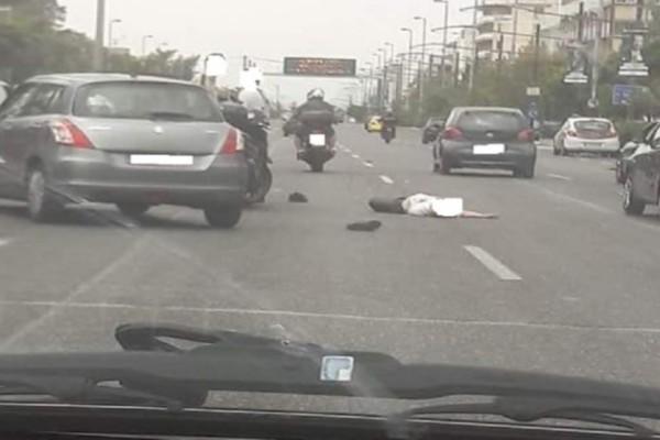 Νεκρός ο άνδρας που παρασύρθηκε από ΙΧ στην Συγγρού!