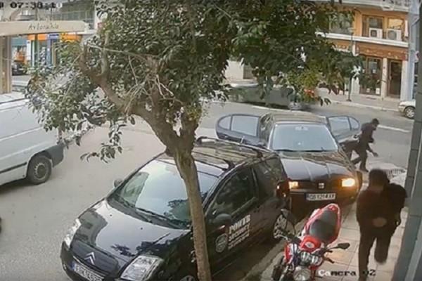 Απίστευτη κινηματογραφική καταδίωξη στην Αλεξανδρούπολη με όχημα στο οποίο επέβαιναν 8 άτομα! (Video)