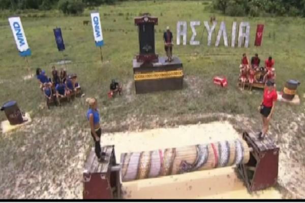 Nomads: Βρε βρε… Να που το παιχνίδι έγινε Survival! Σούπερ αντιγραφή το σημερινό αγώνισμα… (βίντεο)
