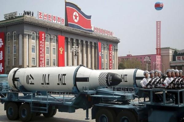 Παγκόσμια ανησυχία για το χημικό οπλοστάσιο της Β. Κορέας - Τα χημικά όπλα που έχει στην κατοχή της