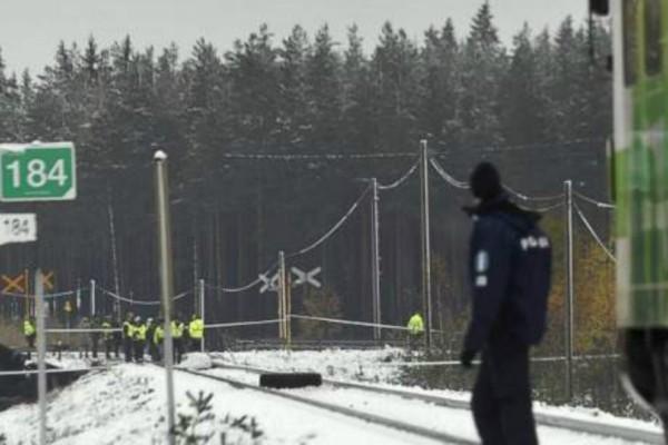 Φινλανδία: Σύγκρουση τρένου με στρατιωτικό όχημα - Τέσσερις νεκροί