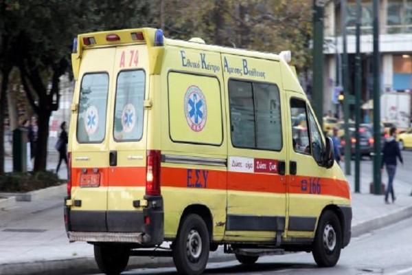 Σοβαρό τροχαίο στο Αγρίνιο: Σε κωματώδη κατάσταση βρίσκεται ένας 19χρονος