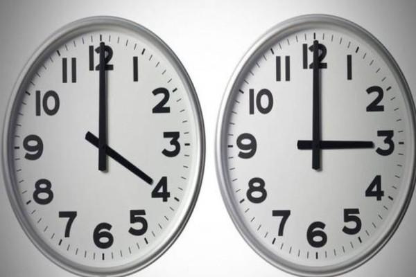 Часы вторичные стрелочные для помещений