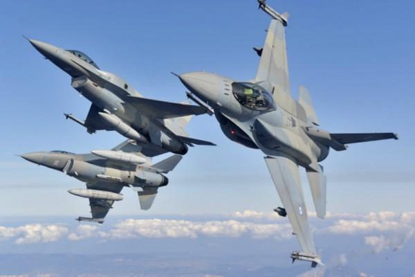 Θρίλερ με F-16 στην Παρμενίων - Αναγκάστηκε να προσγειωθεί στην Κάρπαθο!