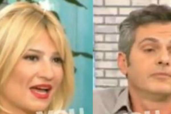 Μπουρλότο! Η ερώτηση της Φαίης Σκορδά που εκνεύρισε τον Μάριο Αθανασίου! Γιατί ενοχλήθηκε η παρουσιάστρια; (video)
