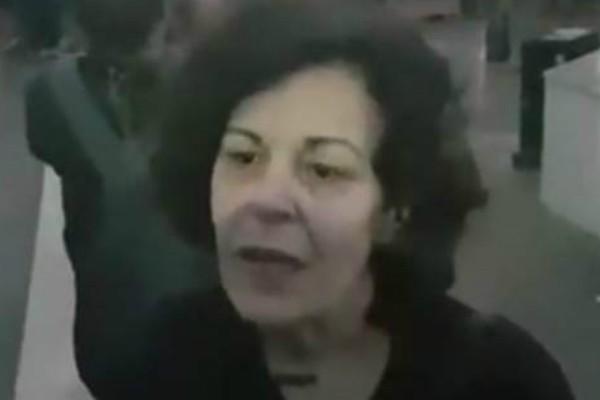 Διαμαρτυρία για το άνοιγμα γραφείων της Χρυσής Αυγής στον Πειραιά - Όλα όσα δήλωσε η Μάγδα Φύσσα! (video)