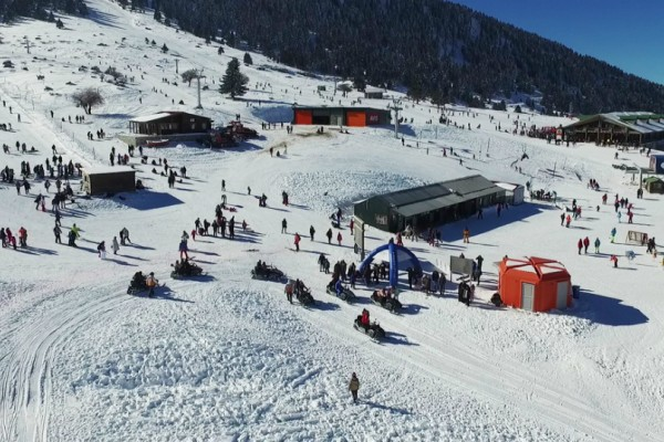 Σε ετοιμότητα τα χιονοδρομικά κέντρα - Πότε θα «έρθουν» τα πρώτα πυκνά χιόνια;