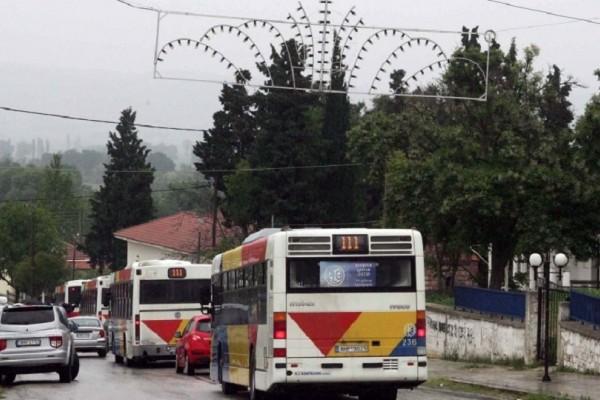 Πανικός στα λεωφορεία της Θεσσαλονίκης -  Έχουν καταγραφεί τουλάχιστον 1.100 κλοπές!