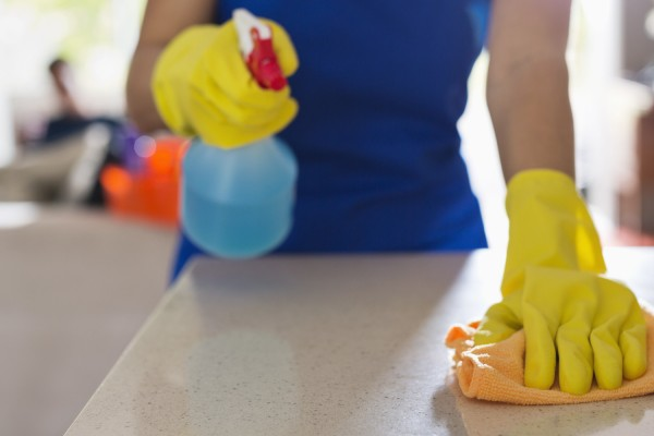 Αυτό είναι το μόνο σημείο του σπιτιού που απαγορεύεται να καθαρίσεις με ξύδι!