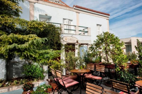 Το σπίτι του Άγγελου Σικελανιού που έγινε το καφέ... στολίδι της Κηφισιάς! (Photos)