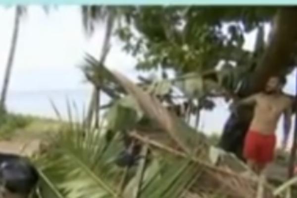 Nomads: Καταρρέει η καλύβα των Διασήμων στο σημερινό επεισόδιο! Ο καυγάς και η... κλίκα (video)