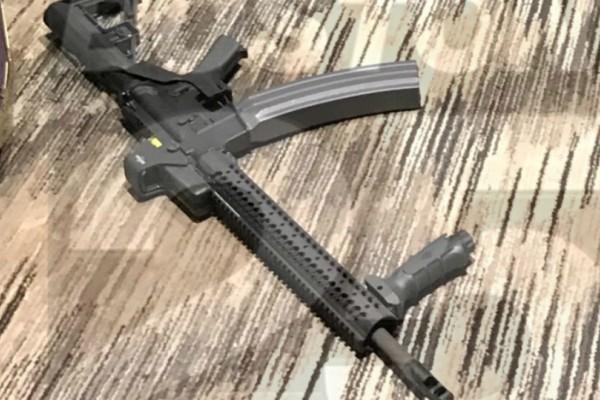 Φωτογραφίες - σοκ: Μέσα στο δωμάτιο-οπλοστάσιο του μακελάρη του Λας Βέγκας!