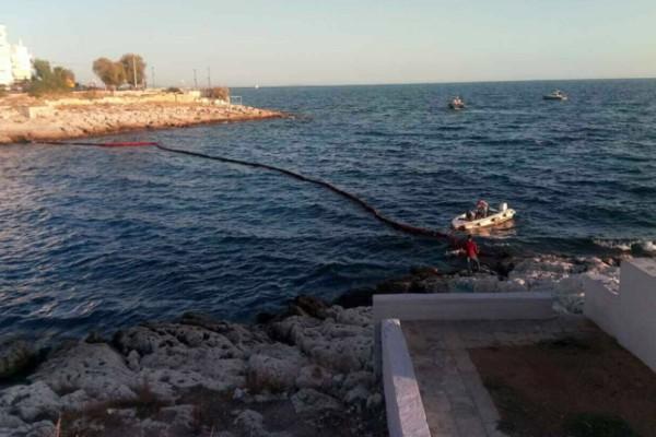 Παραδόθηκαν στο κοινό οι ακτές της Πειραϊκής αλλά όχι για κολύμβηση!