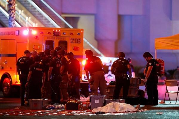 Αιματηρή επίθεση στο Λας Βέγκας: Οπλοστάσιο με 42 όπλα έκρυβε ο μακελάρης - Στους 59 οι νεκροί (Photo)