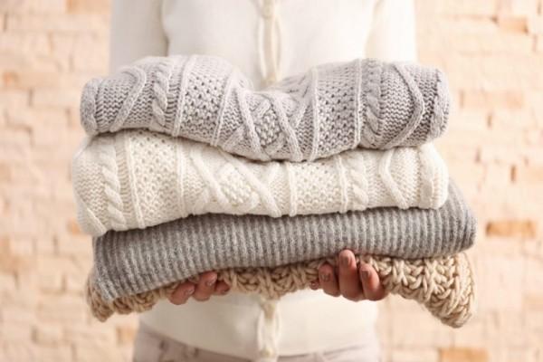 Θα σου λύσουν τα χέρια: 5 απλά και εύκολα βήματα για να επαναφέρεις το πουλόβερ στο αρχικό του μέγεθος μετά το πλύσιμο!