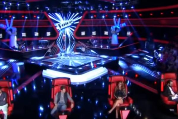 Ηθοποιός του «Μπρούσκο» πήγε στο «The Voice» ! Έκανε τους κριτές να γυρίσουν;  (video)