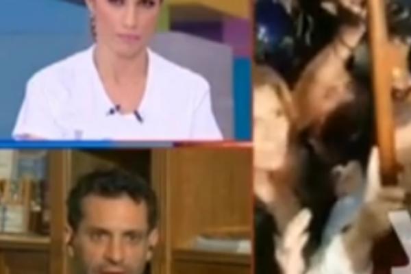 «Δεν κάνω διάλογο με…» Εξοργισμένος ο Γιώργος Χρανιώτης για την επίθεση που δέχτηκε! (video)