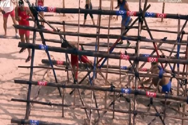 Nomads: Το twitter γλεντάει την δειλία των κόκκινων και την Αποστολία Ζώη!