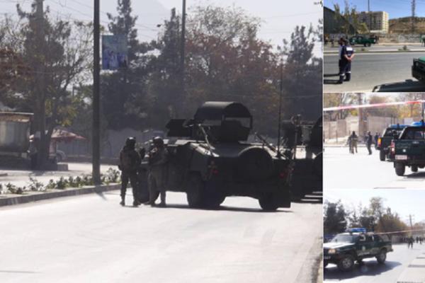 Πυροβολισμοί και εκρήξεις σε τηλεοπτικό σταθμό στην Καμπούλ