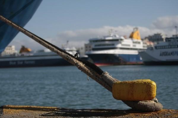 Σας αφορά: Δεμένα τα πλοία σε Κέρκυρα και Ηγουμενίτσα
