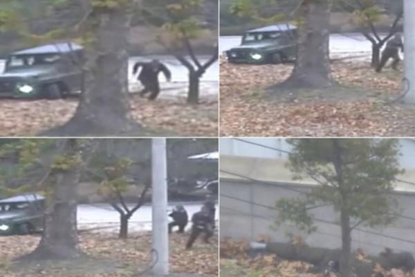Ο Κιμ Γιονγκ Ουν έστειλε με μετάθεση τους φαντάρους που έχασαν τον συνάδελφό τους που αυτομόλησε (video)