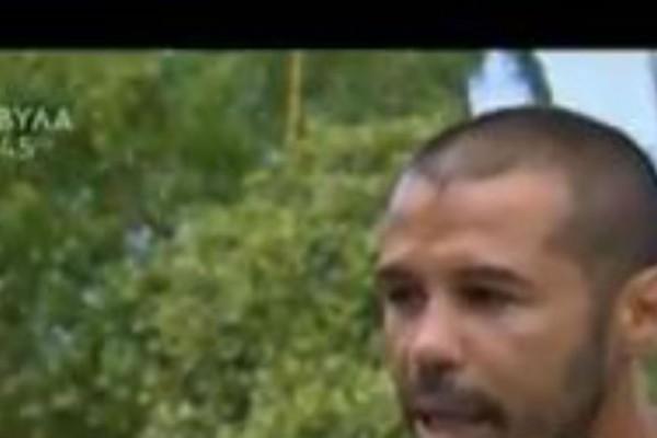 Nomads: Το δύσκολο βράδυ του Μιχάλη Ζαμπίδη και το άσχημα τσίμπημα από δηλητηριώδες ερπετό! (Βίντεο)