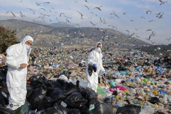 Βρέθηκαν επικίνδυνα απόβλητα στον Ασπρόπυργο