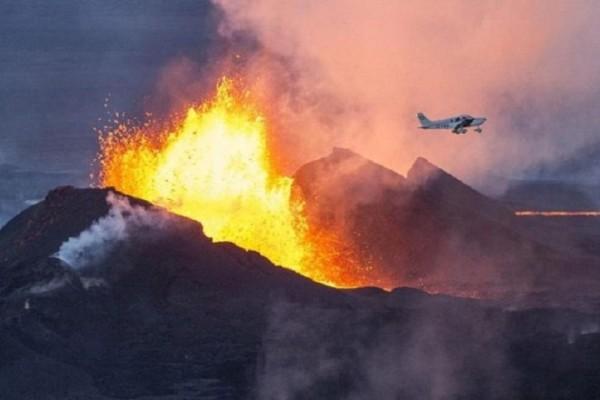 Απίστευτο βίντεο: Έτοιμο να εκραγεί το μεγαλύτερο ηφαίστειο της Ισλανδίας!