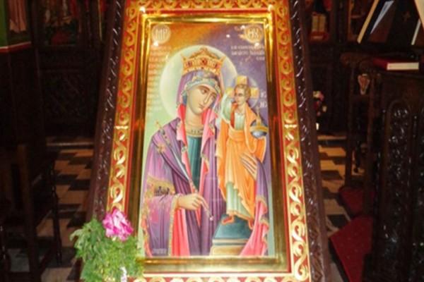 Δέος και ανατριχίλα στην Καρδίτσα: Το ολοζώντανο θαύμα της Παναγίας που συγκλονίζει!