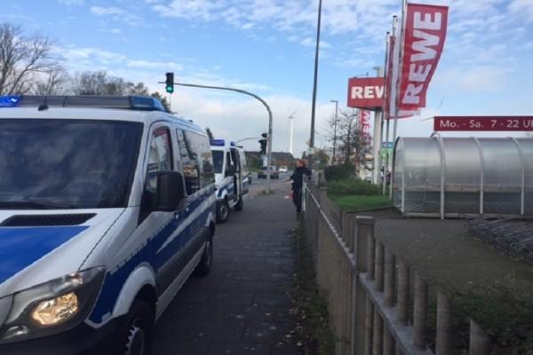 Γερμανία: Πυροβολισμοί σε σούπερ μάρκετ - Ένας άνθρωπος τραυματίστηκε