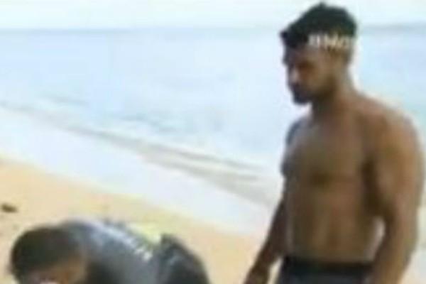Nomads: Μαυρίδης – Αναδιώτης – Κατσινόπουλος «πλακώνονται» στην παραλία! Τι συνέβη; (Βίντεο)