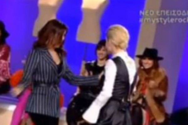 My Style Rocks: Ο χορός Αραβανή-Βρισηίδας on air που άφησε άφωνους τους κριτές! (video)