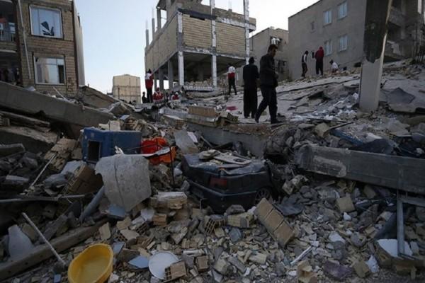 Τουλάχιστον 207 νεκροί από τον φονικό σεισμό των 7,3 Ρίχτερ στο Ιράκ